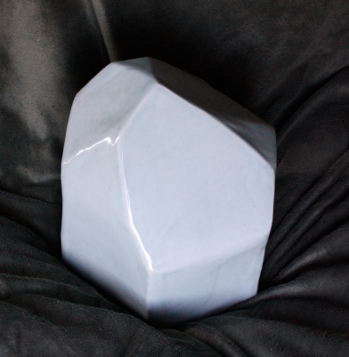Large Garden Crystal