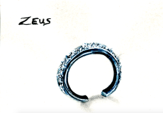 Zeus Cuff (Gavin Escolar design)