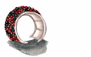 Mars Ring (Gavin Escolar design)
