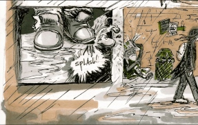 Rain Panel 2