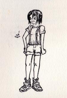 Suspenders Kid