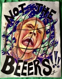 Not The Beeers!!!