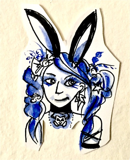 Pigtails Bunny Ears