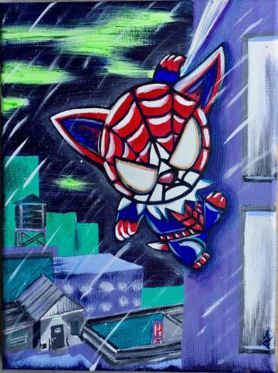 SpiderCorgi (Unfinished!)